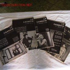 Cine: LA CARRETA. Lote 26621029