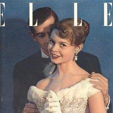 Cine: ANTIGUA REVISTA ELLE AÑO 1952 /// BRIGITTE BARDOT. Lote 9172455