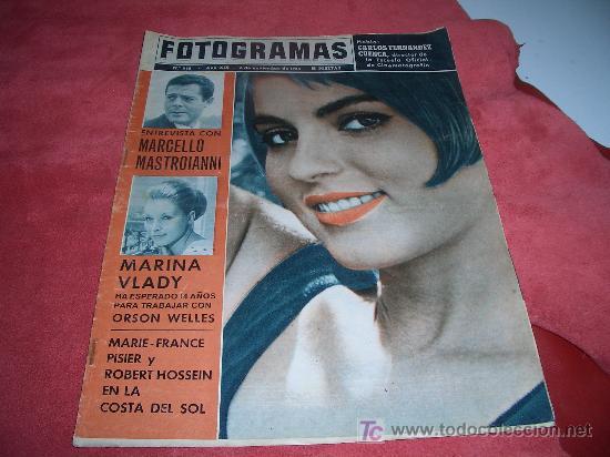 Cine: FOTOGRAMAS LOTE 3 REVISTAS - Foto 3 - 17830878