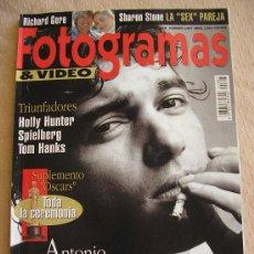 Cine: FOTOGRAMAS. Nº 1807 - ANTONIO BANDERAS.. Lote 26920798