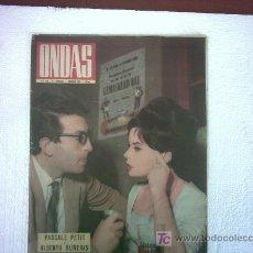 Cine: ONDAS Nº 245( AGUSTIN MUÑOZ GRANDES,MUERE EN ALCOY TITO MAS,TINO ROSSI,PASCALE PETIT,MIGUEL POBLET). Lote 26833393