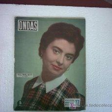 Cine: ONDAS(RADIO VALENCIA,LOS BOMBEROS,EL PINTOR JUAN PANYELLA,VICTORIA DE LOS ANGELES,MOTORES MATACAS). Lote 26606062