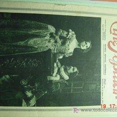 Cine: 3874 CINE POPULAR REVISTA DE CINE MUDO AÑO 1923 - COSAS&CURIOSAS. Lote 10111675