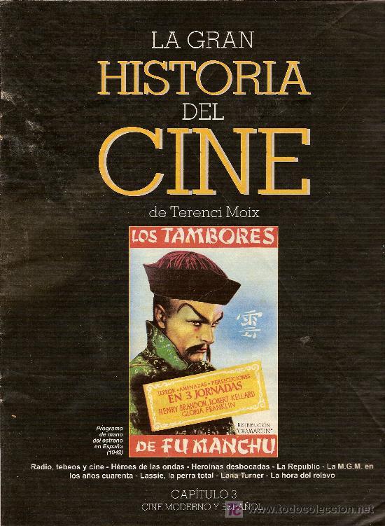 'LA GRAN HISTORIA DEL CINE DE TERENCI MOIX'. FASCÍCULO 3. (Cine - Revistas - La Gran Historia del cine)
