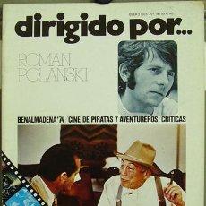 Cine: DIRIGIDO POR... Nº 19 ROMAN POLANSKI . Lote 3968774