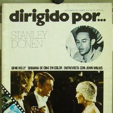 Cine: DIRIGIDO POR... Nº 18 STANLEY DONEN GENE KELLY. Lote 3968793