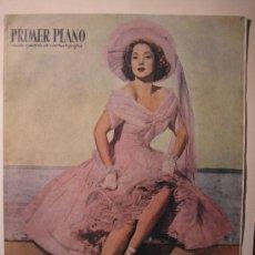 Cine: REVISTA PRIMER PLANO, 1949. Lote 18853697