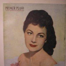Cine: REVISTA PRIMER PLANO, 1949. Lote 22147300