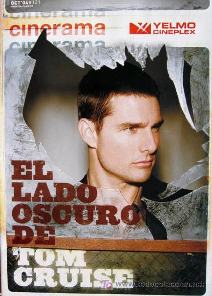 TOM CRUISE REVISTA CINERAMA DE OCTUBRE DEL 2004 (Cine - Revistas - Cinerama)
