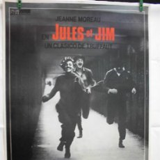 Cine: JULES ET JIM. Lote 147083025