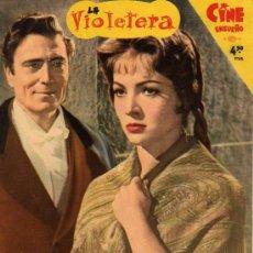 Cine: CIEN ENSUEÑO LA VIOLETERA Nº 1. Lote 4649670