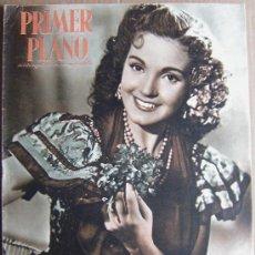 Cine: REVISTA PRIMER PLANO Nº 633 DE 30/11/1952 (PORTADA: CARMEN SEVILLA ). Lote 9034765