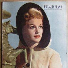 Cine: REVISTA PRIMER PLANO Nº 441 DE 27/03/1949 (PORTADA: MOIRA LISTER). Lote 5617957