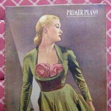Cine: REVISTA PRIMER PLANO Nº 451 DE 10/07/1949 (PORTADA: CHRISTINE NORDEN). Lote 13619291