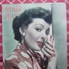 Cine: REVISTA PRIMER PLANO Nº 558 DE 24/06/1951 (PORTADA: LORETTA YOUNG). Lote 13753094