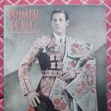 Cine: REVISTA PRIMER PLANO Nº 557 DE 17/06/1951 (PORTADA: MARIO CABRE). Lote 15271504