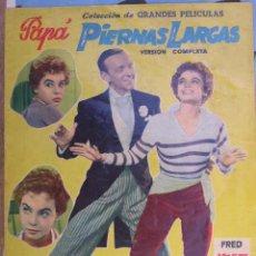 Cine: PAPA PIERNAS LARGAS. Lote 5012611