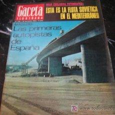 Cine: GACETA ILUSTRADA Nº 633....24 DE NOVIEMBRE DE 1968 . Lote 5056247