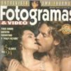 Cine: REVISTAS FOTOGRAMAS.. Lote 24240201
