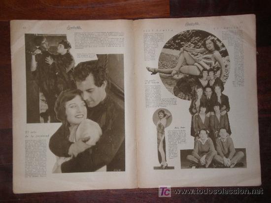 Cine: EL ARTE DE LA JUVENTUS, LILY DAMITA, MR. EDWARDS, ANNY ONDRA - Foto 3 - 19930711