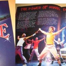 Cine: LIBRO FAMA: EL MUSICAL ( FAME THE MUSICAL ) - LONDON -. Lote 26169416