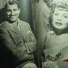 Cine: 251 CAMARA REVISTA DE CINE AÑO 1944 Nº 30 NORMA SHEARER - CONCHITA MONTENEGRO ETC C&C. Lote 9937104