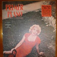 Cine: PRIMER PLANO Nº 929 (3/8/58). MARTIN, CHIARI, SAN SEBASTIAN, CAMERON, ALGECIRAS, BERGMAN, VILAR, RIO. Lote 6059832