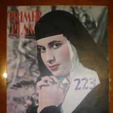 Cine: PRIMER PLANO Nº 987 (28/9/58.ANTOÑITA MORENO, TINA LOUISE, JUDY GARLAND, LOREN, MARIA ANTONIETA PONS. Lote 6063373