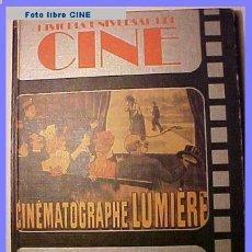 Cine: HISTORIA DEL CINE LIBRO 1. Lote 27396408