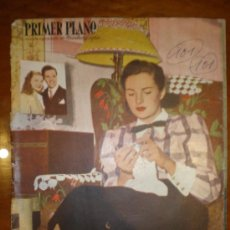 Cine: PRIMER PLANO Nº 411 (29/8/48). MICKEY ROONEY. VENECIA. COLLEN GRAY. BLANCHETTE BRUNOY. . Lote 6661721