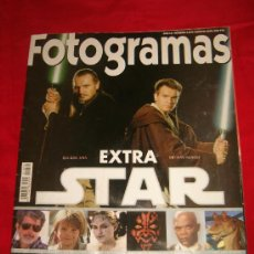 Cine: STAR WARS EXTRA FOTOGRAMAS .. Lote 19428796
