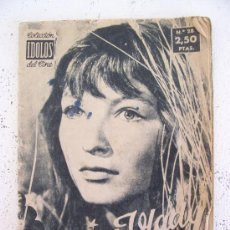 Cine: COLECCION IDOLOS DEL CINE, Nº28, MARINA VLADY, 1958. Lote 20898918
