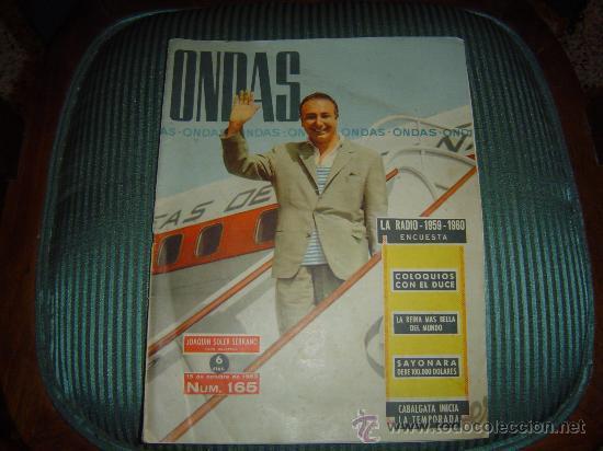 REVISTA ONDAS (Cine - Revistas - Ondas)