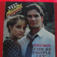 Cine: REVISTA CLAQUETA Nº 13 JUNIO JULIO AGOSTO DEL 1990. Lote 26441931
