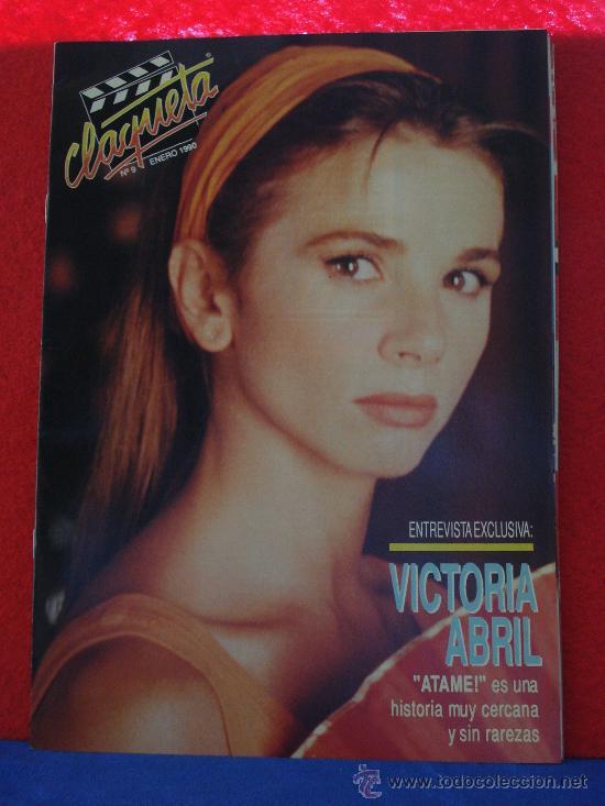 REVISTA CLAQUETA Nº 9 ENERO 1990 (Cine - Revistas - Claqueta)