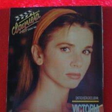 Cine: REVISTA CLAQUETA Nº 9 ENERO 1990. Lote 26441935