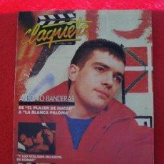 Cine: REVISTA CLAQUETA Nº 3 MAYO 1989. Lote 27182410