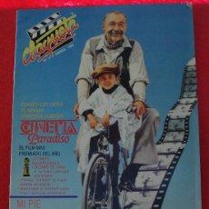 Cine: REVISTA CLAQUETA Nº 11 MARZO 1990. Lote 27159823