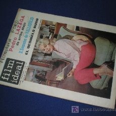 Cinema: FILM IDEAL Nº 169 - 1 DE JUNIO DE 1965 - PORTADA: CARROLL BAKER. Lote 8159612