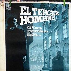 Cine: EL TERCER HOMBRE. Lote 175443168