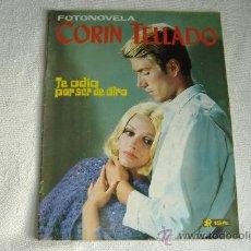 Cine: SILVIA TORTOSA Y JUAN TRENCHS PROTAGONIZAN ESTA FOTONOVELA DE CORIN TELLADO. Lote 26158804