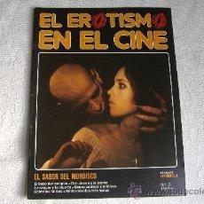 Cine: EL EROTISMO EN EL CINE FASCICULO 6. Lote 8482285
