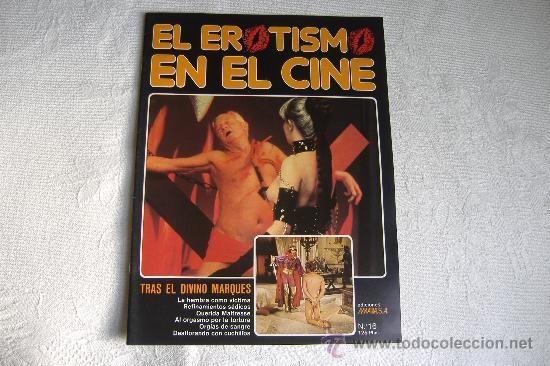 EL EROTISMO EN EL CINE, FASCÍCULO Nº 16 (Cine - Revistas - Otros)