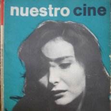 Cine: NUESTRO CINE Nº34. FREE CINEMA. CINE ESPAÑOL. Lote 8659521
