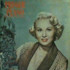 Cine: REVISTA PRIMER PLANO VIRGINIA MAYO 1952, TAMBIEN CON RITA HAYWORTH, CHARLOT, CARMEN SEVILLA. Lote 8704018