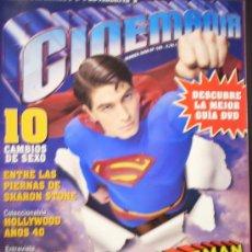 Cine: REVISTA 'CINEMANIA', Nº 126. MARZO 2006. SUPERMÁN EN PORTADA.. Lote 46145766