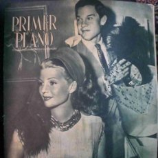 Cine: PRIMER PLANO - Nº 308, RITA HAYWORTH Y JEAN LOUIS - 1946, FRED ASTAIRE, GUY MADISON, ETC... Lote 8994264
