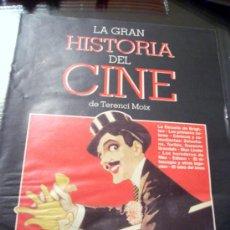 Cine: 'LA GRAN HISTORIA DEL CINE DE TERENCI MOIX', Nº 3 DE LA COLECCIÓN.. Lote 22730143