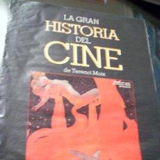 Cine: 'LA GRAN HISTORIA DEL CINE DE TERENCI MOIX', Nº 8 DE LA COLECCIÓN.. Lote 22730145