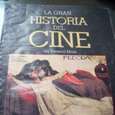 Cine: 'LA GRAN HISTORIA DEL CINE DE TERENCI MOIX', Nº 9 DE LA COLECCIÓN.. Lote 22730146
